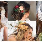 Arranjos de cabelo para noivas: como escolher?